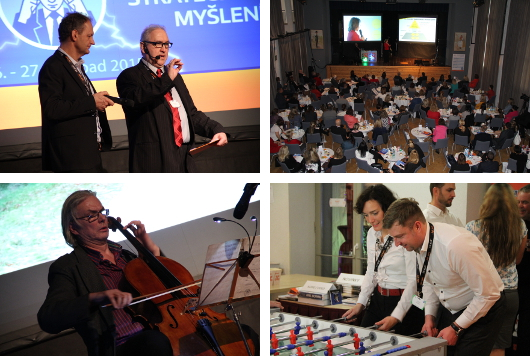 HR Konference 2015 Strategické myšlení